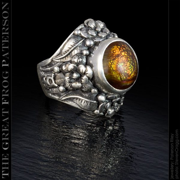 Gemini Mercury Zodiac Ring | The Great Frog Paterson